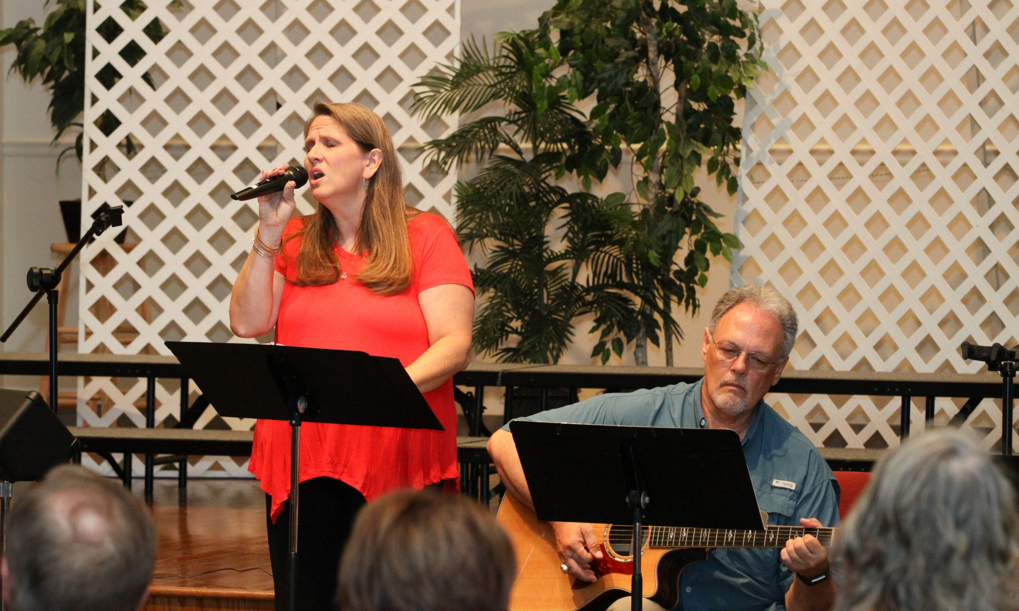 music at refresh service